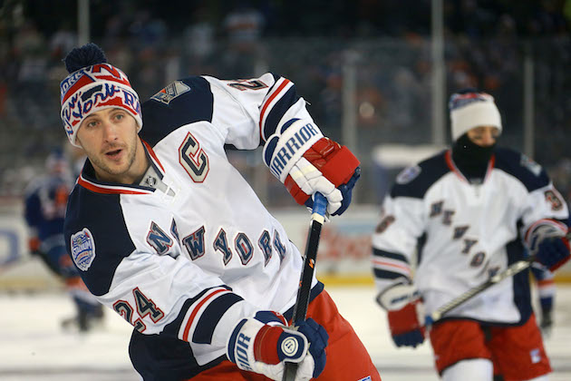 Ryan Callahan, Rangers quickly approaching sign or trade deadline