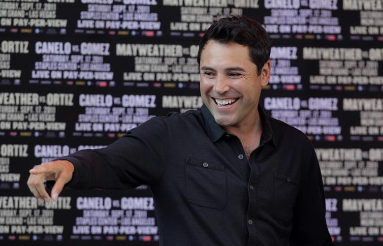 Oscar De La Hoya has relapsed, admitted himself into a rehab facility