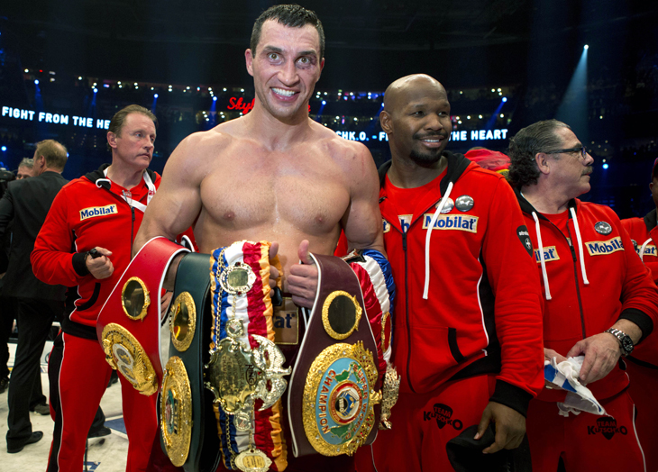 Wladimir Klitschko is an all-time great, but his lack of visibility in the U.S. unfairly diminishes his legacy