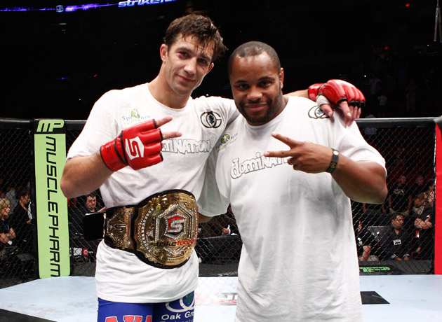 Luke Rockhold injured and Strikeforce takes another hit