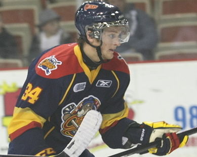 NHL draft tracker: Dane Fox, Erie Otters
