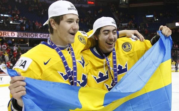 WJC2012: Zibanejad gives Swedish hockey 'biggest win' since Turin Olympics