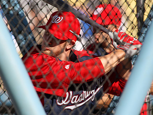Nats GM on keeping Bryce Harper in the majors: 'We're not dumb'