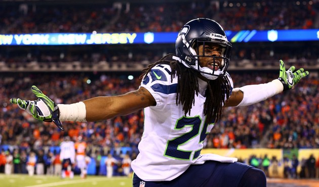 Richard Sherman says Seattle Seahawks figured out Peyton Manning's hand signals