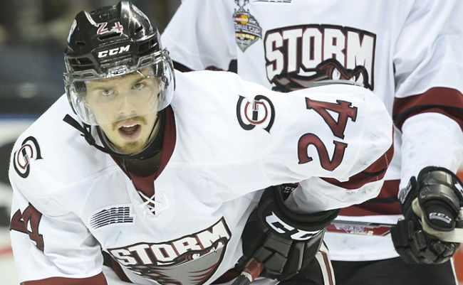 Guelph Storm fill pre-final layoff with bowling and baseball