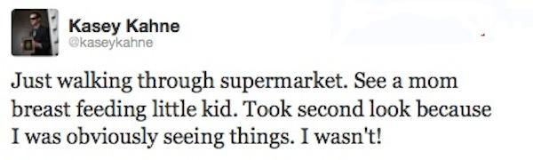 Kasey Kahne apologizes for tweet about… breastfeeding?