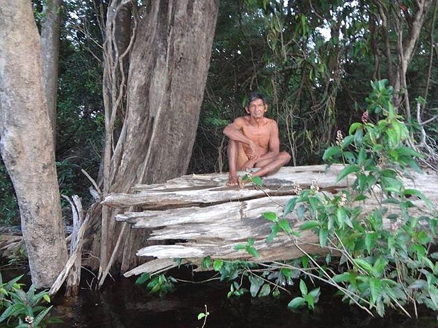 Roy Halladay rescues Amazon native after anaconda attack