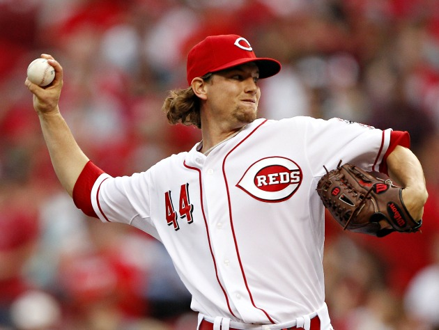 Opening Time: Mike Leake, holiday addition