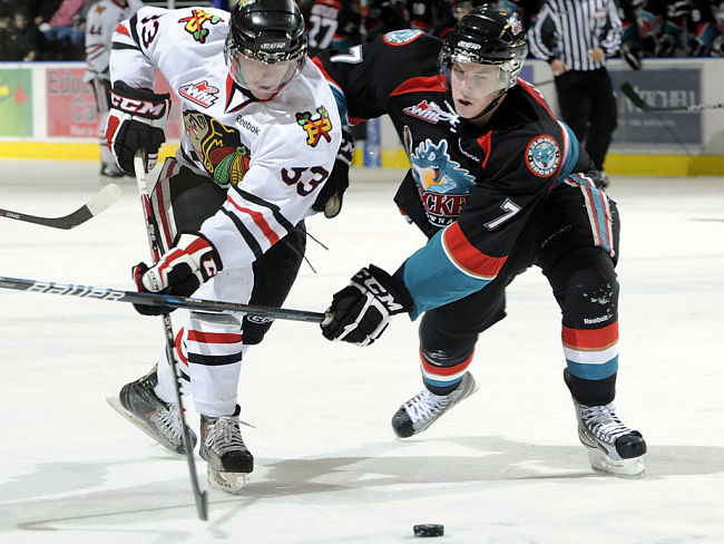 Portland Winterhawks, Kelowna Rockets top BTN Dynamic Dozen ahead of first-place showdown
