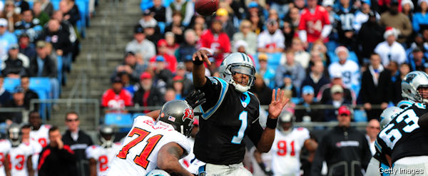 Cam Newton's rookie season has gone from great to historic