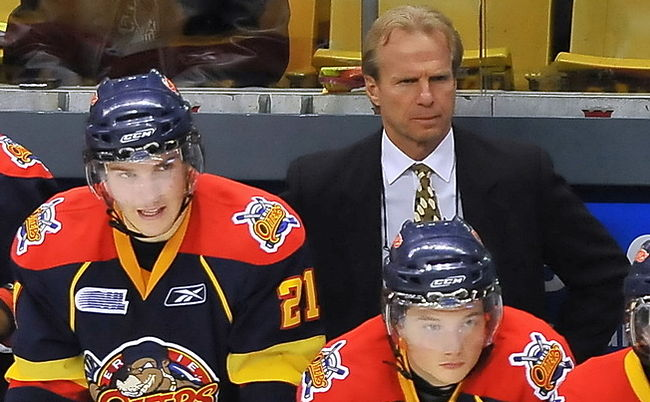 Erie Otters' Robbie Ftorek back at work while grieving daughter's death