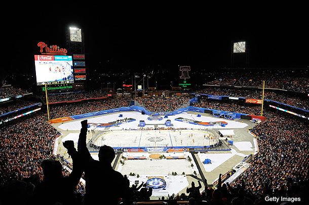 After Detroit in 2013, where will the Winter Classic go next?