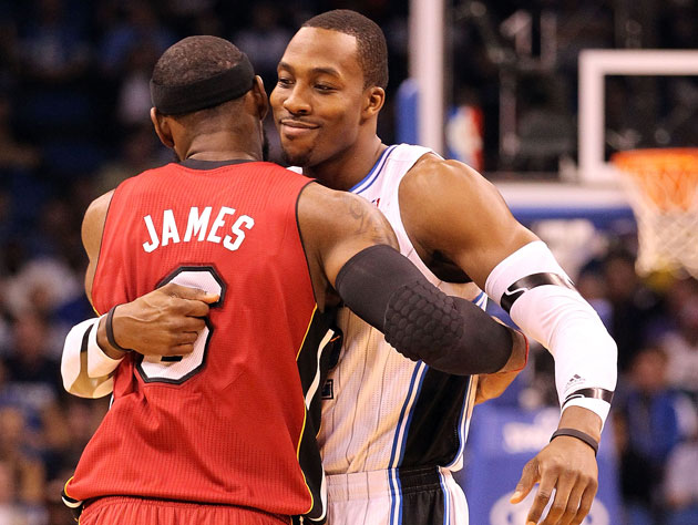 Shaq digs in on Dwight Howard once again, calling his eventual departure 'a travesty'