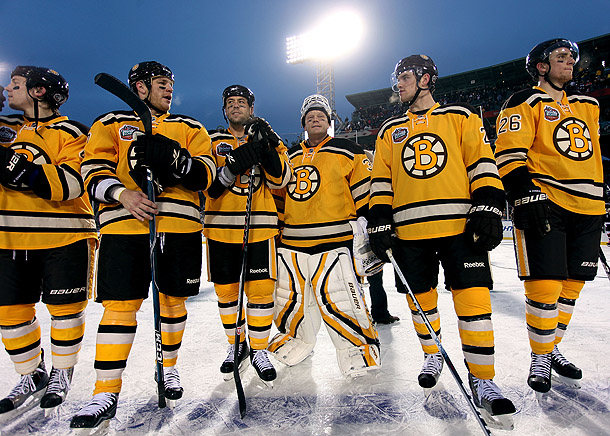 Something like that could be a pretty interesting look as a home alternate  jersey for special occasions at TD Garden 54d73010a79