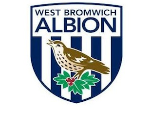 West Bromwich Albion's crest — WBA.co.uk