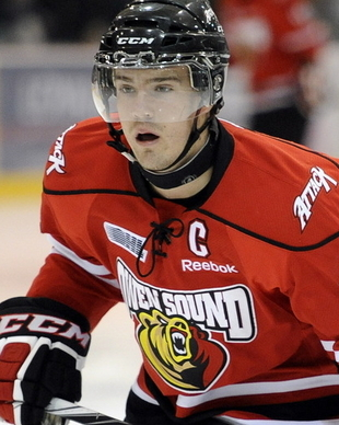 Owen Sound Attack, Mike Halmo surprised by OHL suspension for Nail Yakupov hit