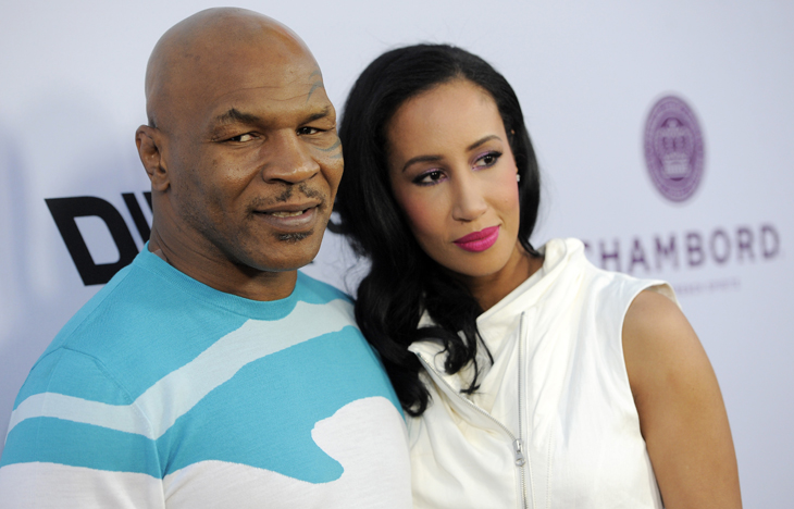 Is ex-heavyweight champ Mike Tyson hurting the U.S. Olympic boxing team?