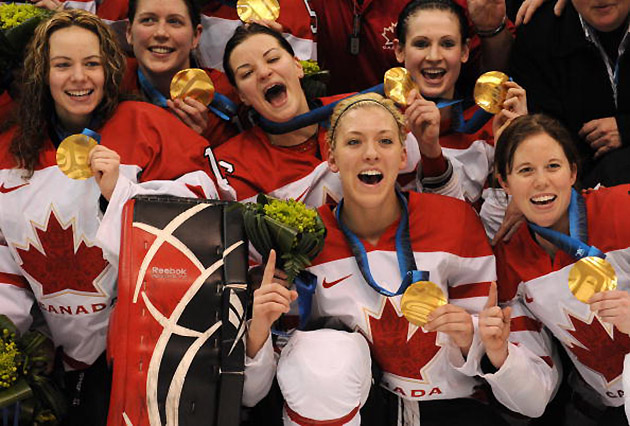 Tired of U.S., Canada's embarrassing wins, Olympic women's hockey gets format change