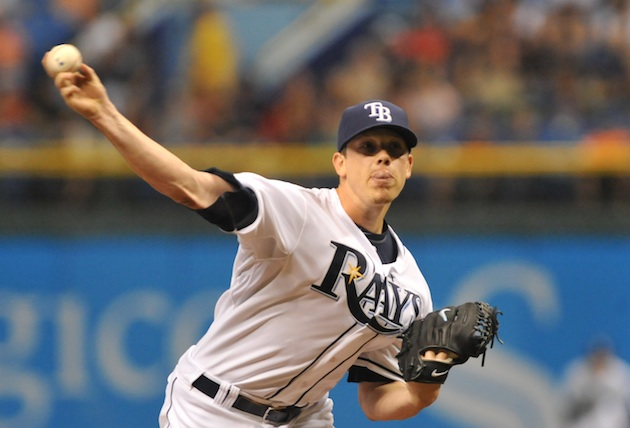 Why losing Jeremy Hellickson for two months may not be the worst thing for Rays