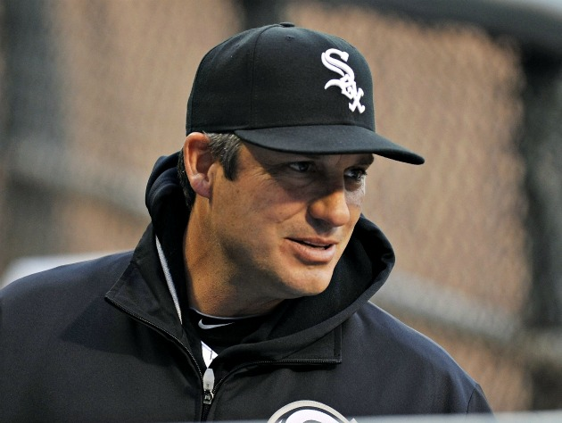 Closing Time: Robin Ventura throws us another curve; Dale Thayer marks his territory; Coco Cordero loses the ninth
