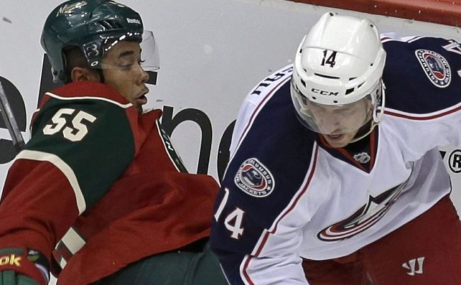 Minnesota Wild's Matt Dumba has played less than teens loaned to Team Canada recently