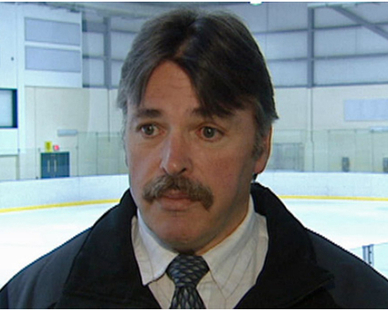 Mount Pearl coach Brian Cranford (CBC News)