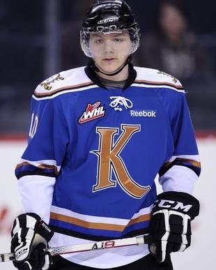 Kootenay Ice's Sam Reinhart, barely 16, already making case for NHL draft