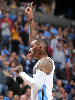 Court Report: J.R. Smith to the Knicks?