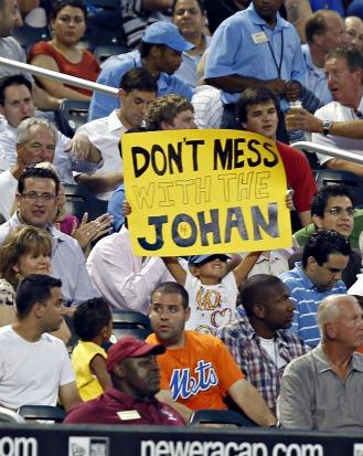 Closing Time: Johan Santana shocks the world