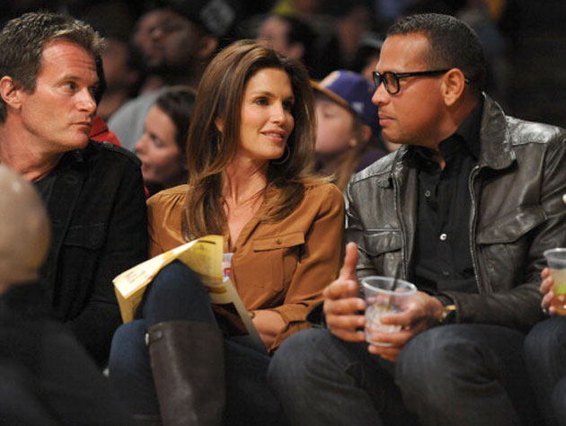 Create-a-Caption: A-Rod's double date with Cindy Crawford
