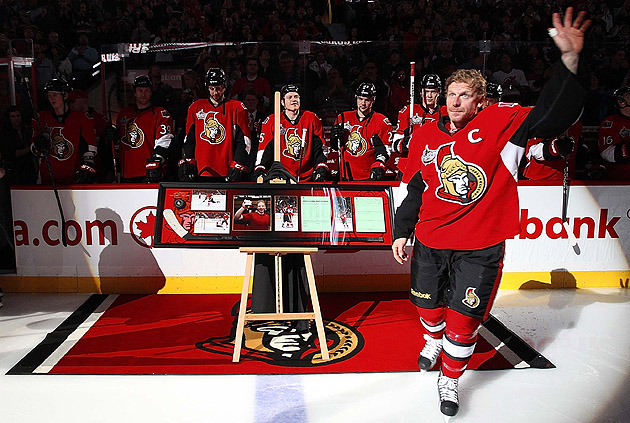 Please welcome your 2012 NHL All-Ottawa, er, All-Star starters