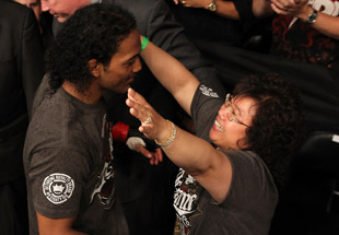 Benson Henderson talks about fighting close to home, network television pressures and soccer moms