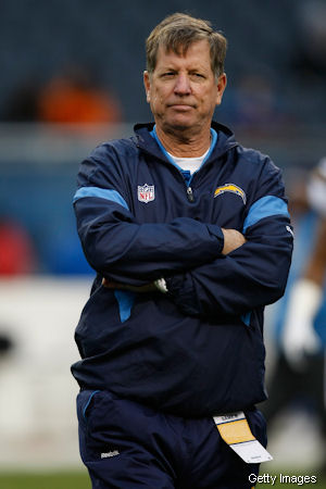 Chargers bring back Norv Turner, apparently hate the playoffs