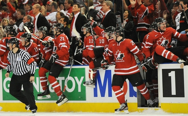 WJC2012: Canada better off for the bumps and bruises