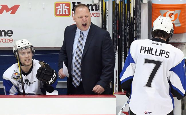 2012 MasterCard Memorial Cup: Knights get win, Gerard Gallant loses cool with refs; the post-game questions