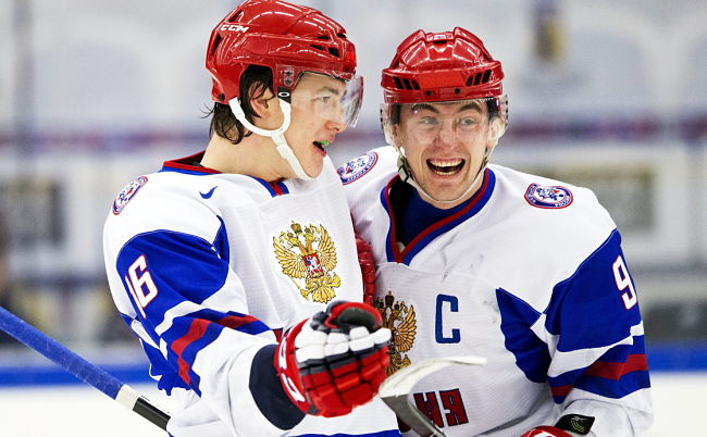 World junior championship 3 Stars: Russia's Slepyshev, Finland's Ikonen turn the tide with playmaking
