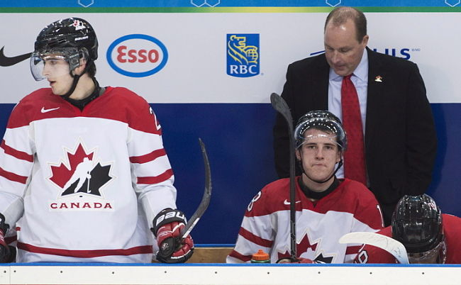 World junior championship: Coaching, not kids or goaltending, failed Canada in Ufa