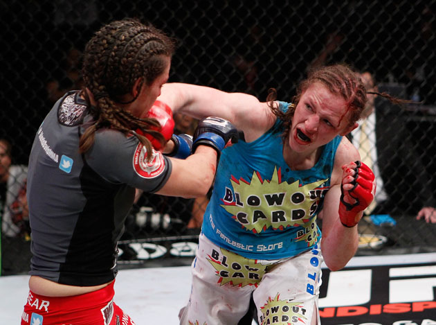 Couture, Kaufman, Bowling and Healy early winners at Strikeforce