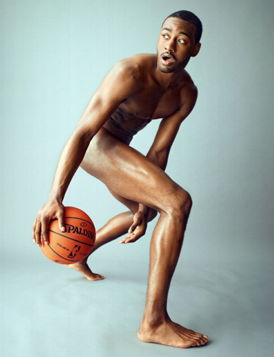 John Wall nude in latest ESPN Body Issue