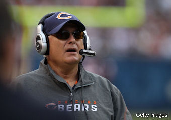 Mike Martz resigns from Bears over 'philosophical differences'