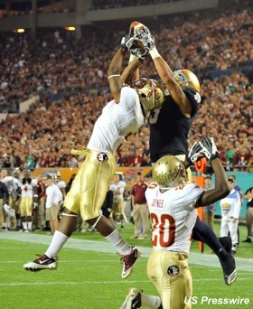 Video: Michael Floyd's circus catch gives Notre Dame one final, frustrating glimpse of his greatness