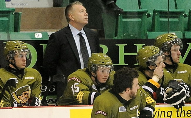 Brampton Battalion have not 'indicated an interest' in staying put; North Bay rumours raise questions
