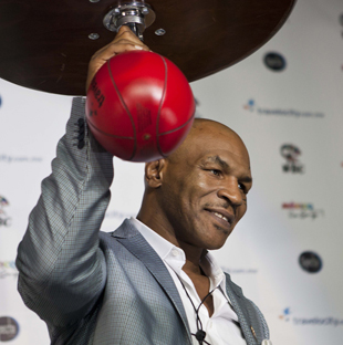Mike Tyson scores another TKO, this one over USA Boxing president in Olympic dispute