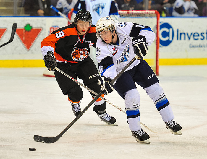 Saskatoon Blades continue to blow up roster in blockbuster deal with Kamloops Blazers