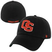 Oregon State Beavers Franchise Fitted Hat - Black