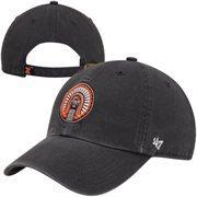 '47 Brand Illinois Fighting Illini Clean Up Adjustable Hat - Navy Blue