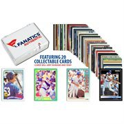 Mark Grace-Chicago Cubs- Collectible Lot of 20 MLB Trading Cards