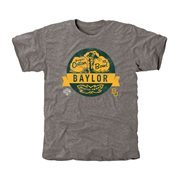 Mens Baylor Bears Ash 2014 Cotton Bowl Vintage Pin Tri-Blend T-Shirt
