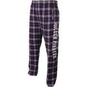 East Carolina Pirates Classic Flannel Pants - Purple