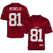 UNLV Rebels Fan Football Jersey - Red